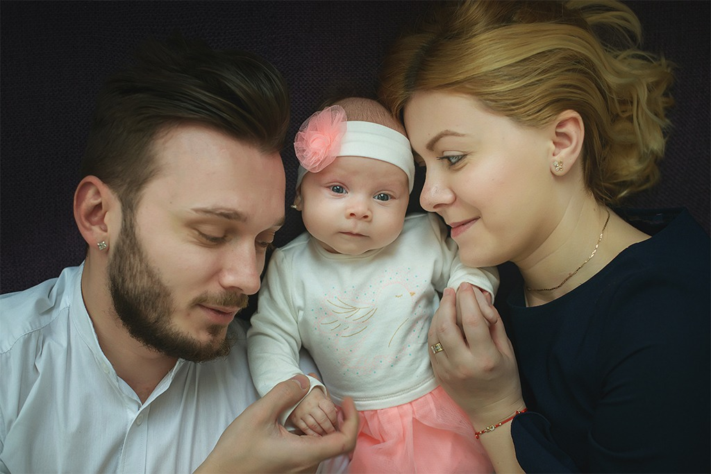 sesiune foto familie