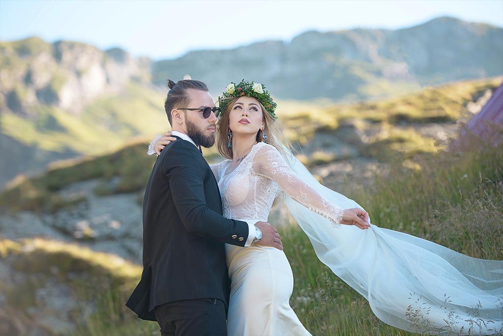sesiune foto cupluri after wedding brasov