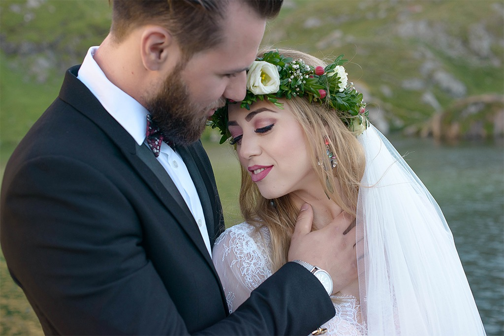 sesiune foto after wedding transfagarasan