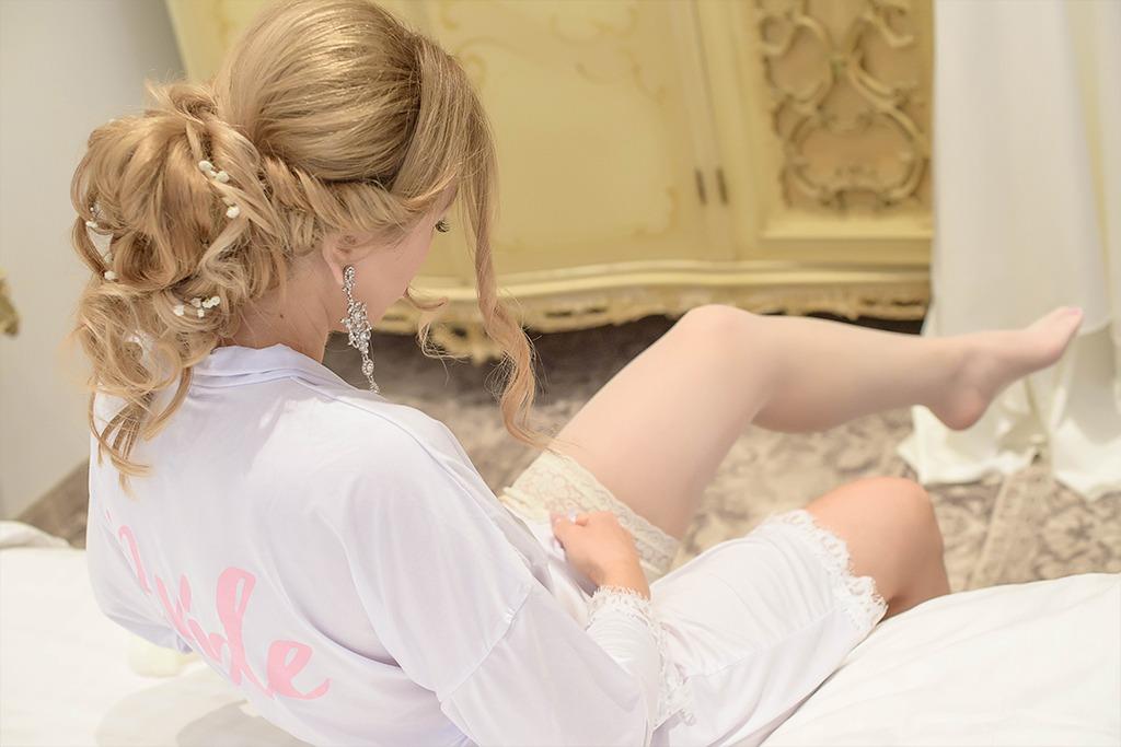 fotografie pregatire nunta ea